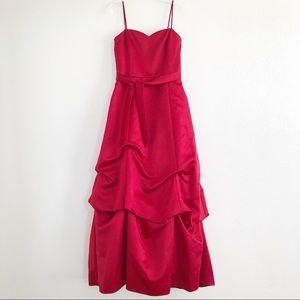 David's Bridal Prom or Bridesmaid Ball Gown Dress